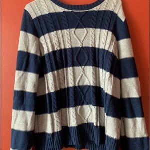 Chaps women's sweater gently used